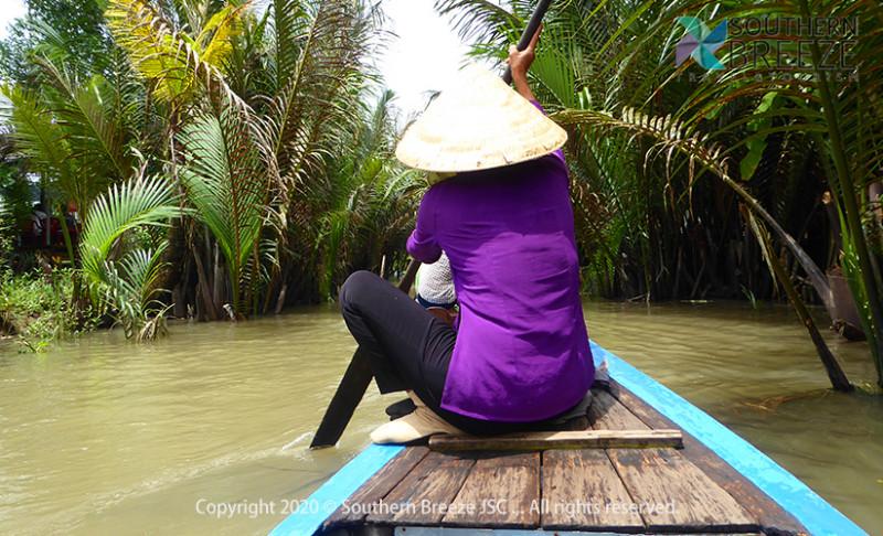 の画像 一番人気のツアー!一日:大河メコンデルタクルーズ  #12