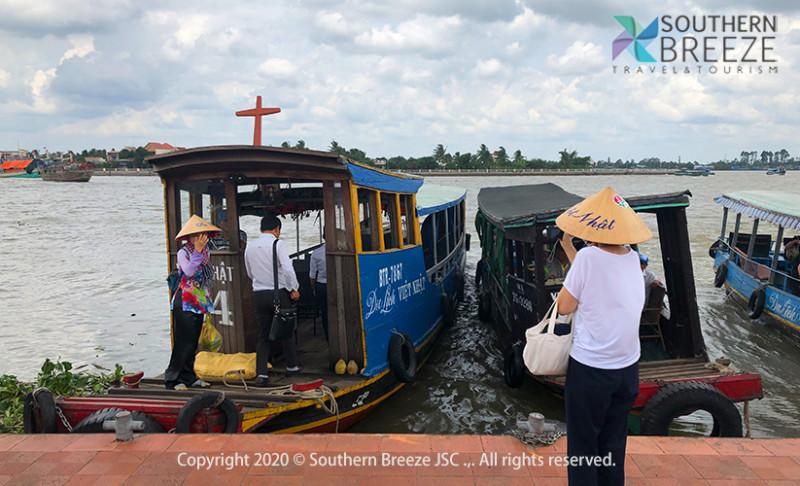 の画像 一番人気のツアー!一日:大河メコンデルタクルーズ  #11