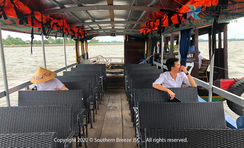 の画像 一番人気のツアー!一日:大河メコンデルタクルーズ  #10