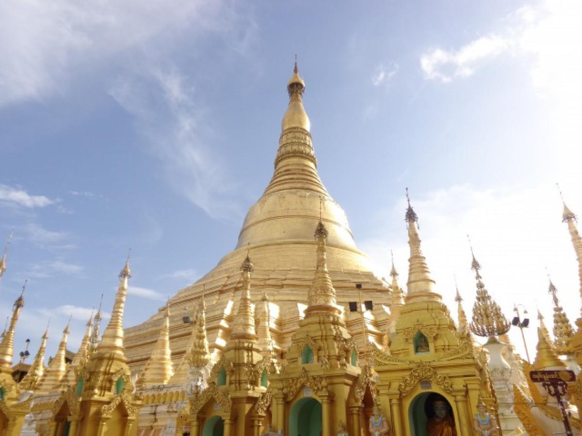 ミャンマー最大の都市ヤンゴンを1日でめぐる 王道コース!ヤンゴン市内観光 (日本語ガイド/昼食付きプラン)