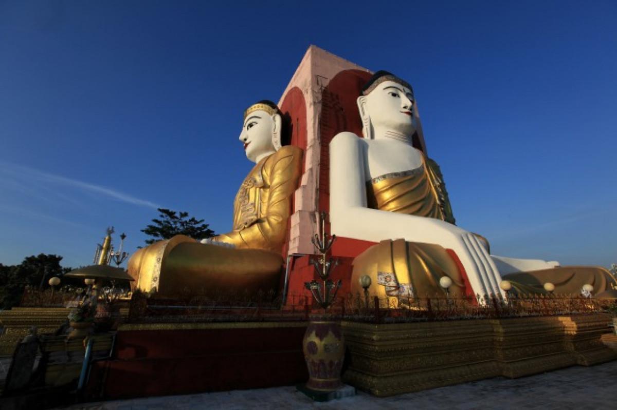 映画「ビルマの竪琴」の舞台となった古都「バゴー」日帰り観光