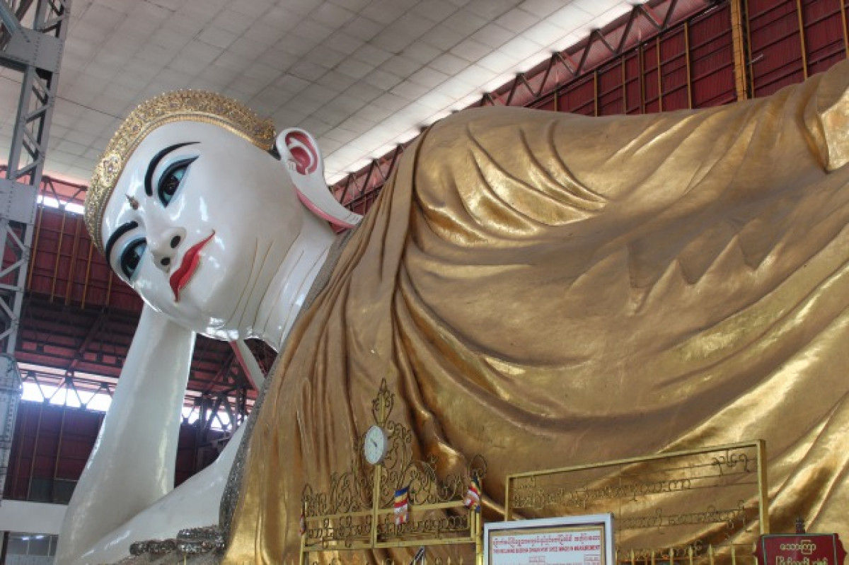 ヤンゴンの定番観光スポットを半日で満喫♪ お手軽ヤンゴン半日市内観光(昼食無し)