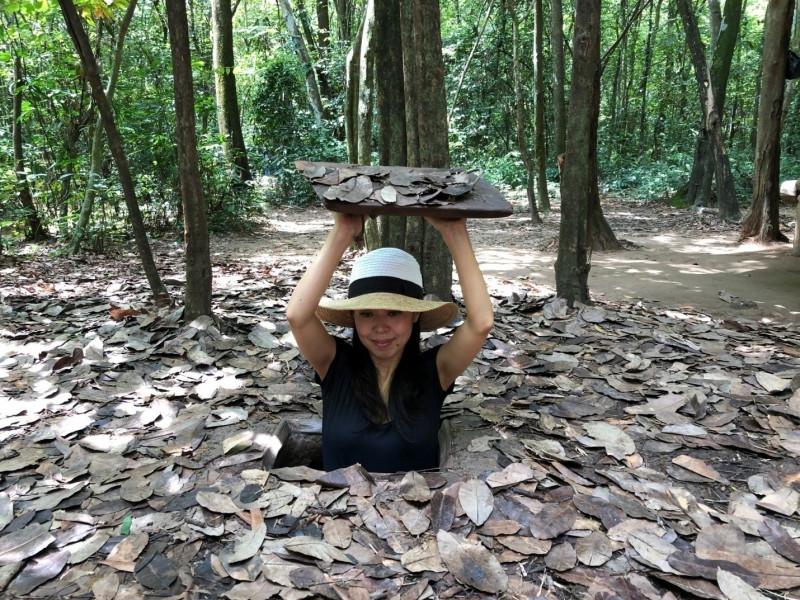 の画像 【オンラインツアー/2元中継】  ベトナムの歴史と雄大な大自然をバーチャル体験! 大河メコンデルタクルーズとクチ地下トンネル