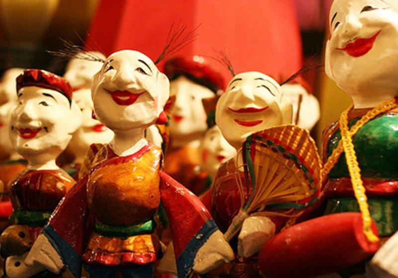 の画像 人気ナイトツアーの組み合わせ!水上人形劇鑑賞+サイゴンプリンセス号ディナークルーズ(フュージョンコース料理)