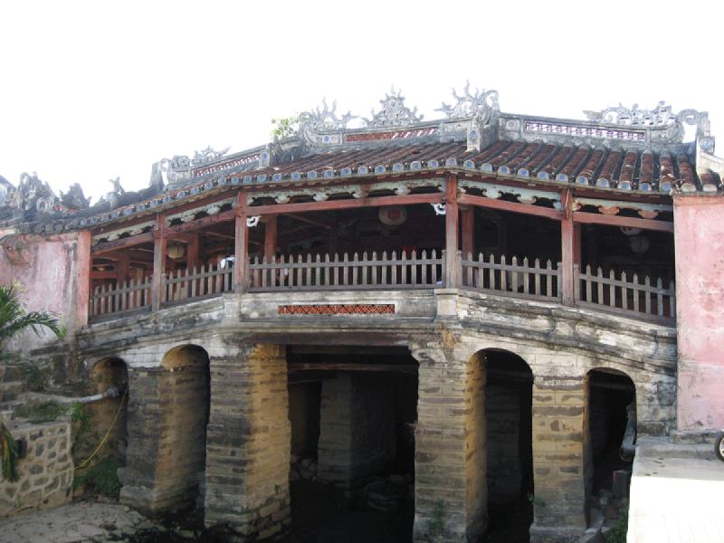 の画像 ホイアンを効率よく観光!半日:フーンフンの家+海のシルクロード博物館+福建会館+来遠橋(昼食付)