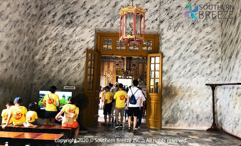 の画像 半日:フエ郊外3大帝廟巡り(カイデイン帝廟、ミンマン帝廟、トゥドゥック帝廟)昼食無 #3