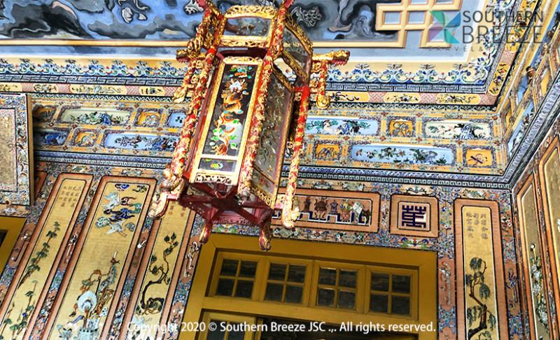 の画像 半日:フエ郊外3大帝廟巡り(カイデイン帝廟、ミンマン帝廟、トゥドゥック帝廟)昼食無 #2