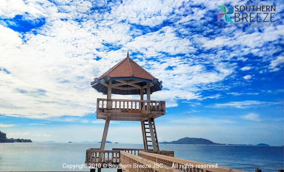 一日:プノンペン発日帰りケップ観光 カンボジアの素朴な魅力(カニ市場+自由行動)