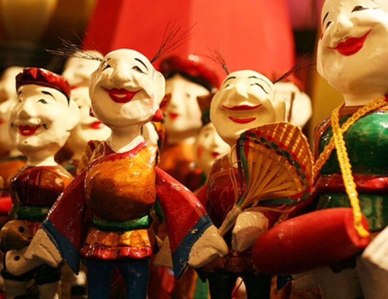 の画像 人気ナイトツアーの組み合わせ!水上人形劇観賞&サイゴン川ディナークルーズ(※夕食の際は他のお客様とご一緒に食事する場合がございます。) #4