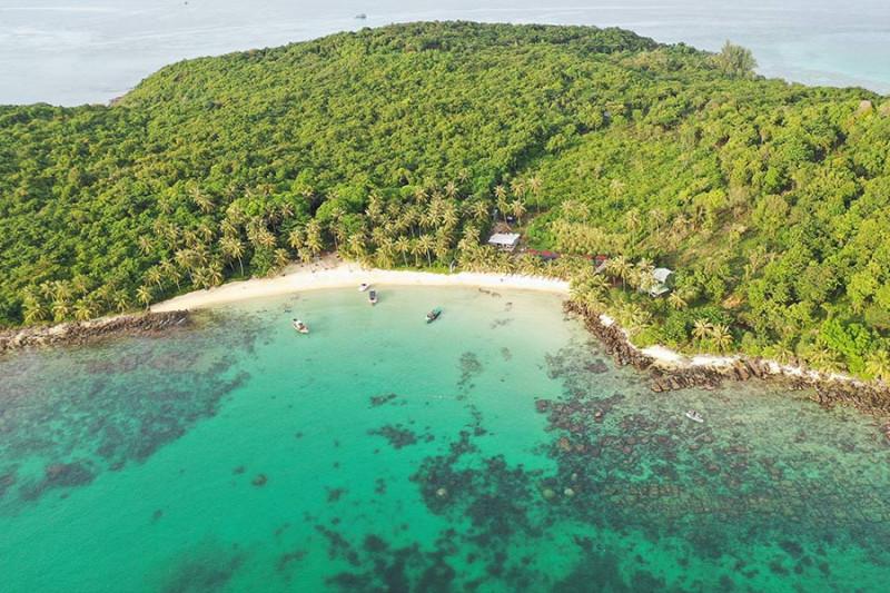 の画像 一日:フーコック島ディスカバリーツアー(3島巡り)/モンタイ島~ガムギ島~マイルット島 #0