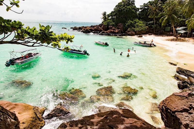 の画像 一日:フーコック島ディスカバリーツアー(3島巡り)/モンタイ島~ガムギ島~マイルット島 #2